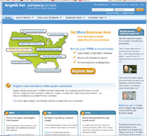 Guide to Local Business Search Angies List