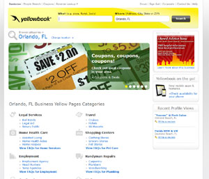 Local Business Search Listing Guide: YellowBook.com