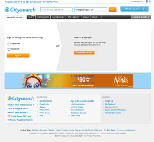 Guide to Local Business Search City Search